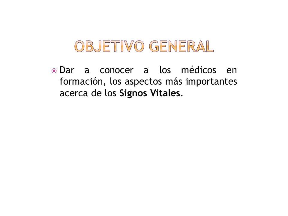Los rangos normales de medidas de los signos vitales cambian según la edad y la condición física.
