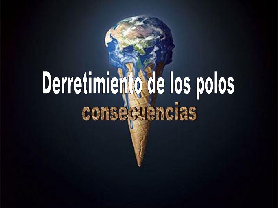 Hoy en día existe un calentamiento global muy notorio cuyas consecuencias están empezando a afectar el equilibrio de la tierra.