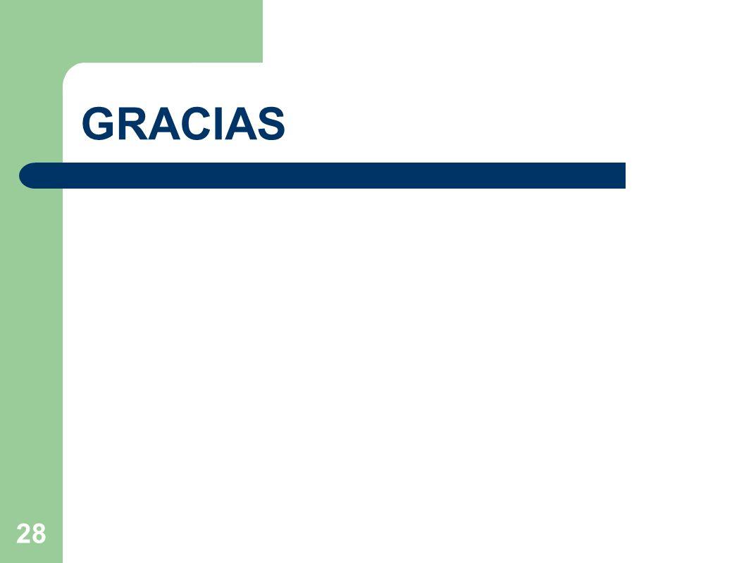 28 GRACIAS