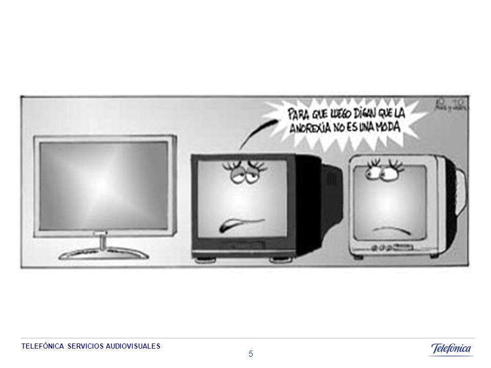 TELEFÓNICA SERVICIOS AUDIOVISUALES 16 Crecimiento de televisiones con capacidad para AD @ Strategic Analysis