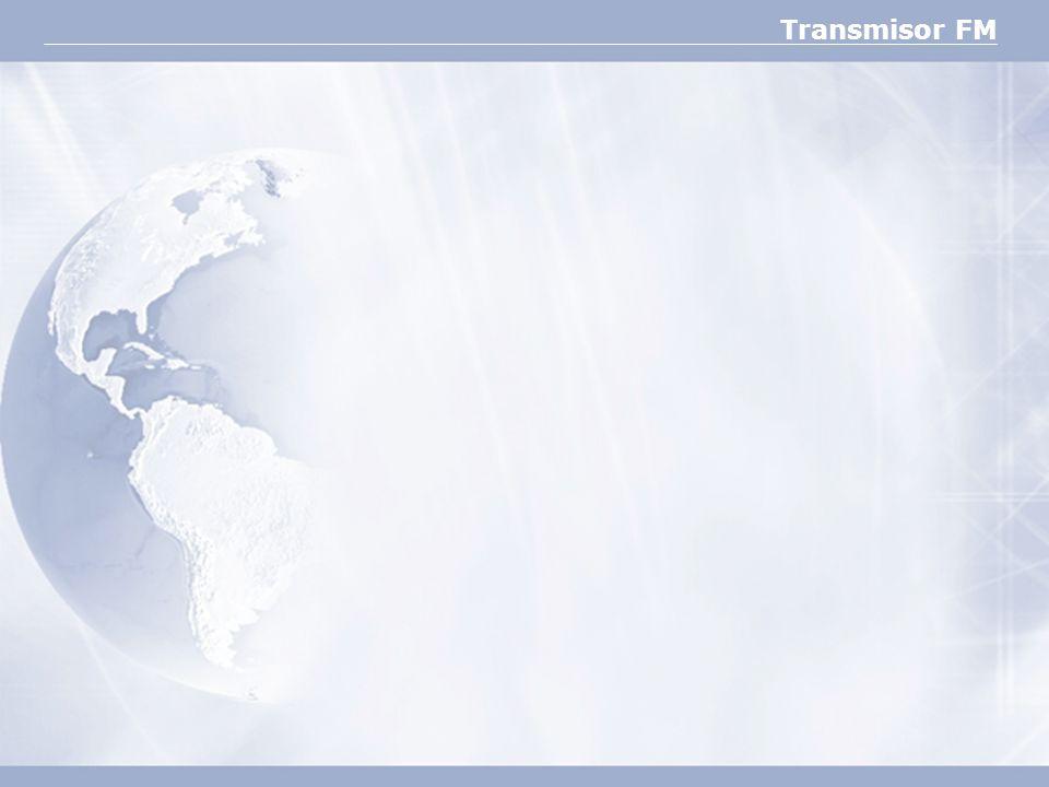 Transmisor FM PROCESO DEMODULADOR: Para seguir con el ahorro de espacio en la banda de transmisión, la portadora piloto tiene únicamente 19 Khz. De es