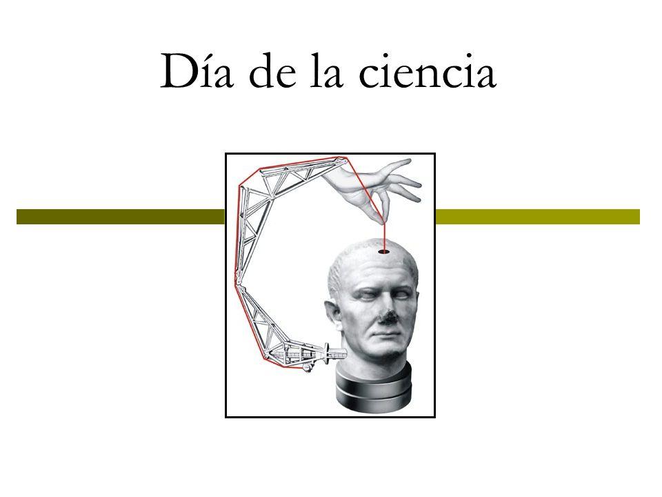 Día de la ciencia