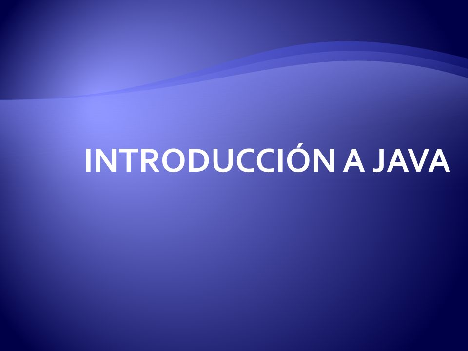 Java surgi ó en 1991 cuando un grupo de ingenieros de Sun Microsystems trataron de dise ñ ar un nuevo lenguaje de programaci ó n destinado a electrodom é sticos.