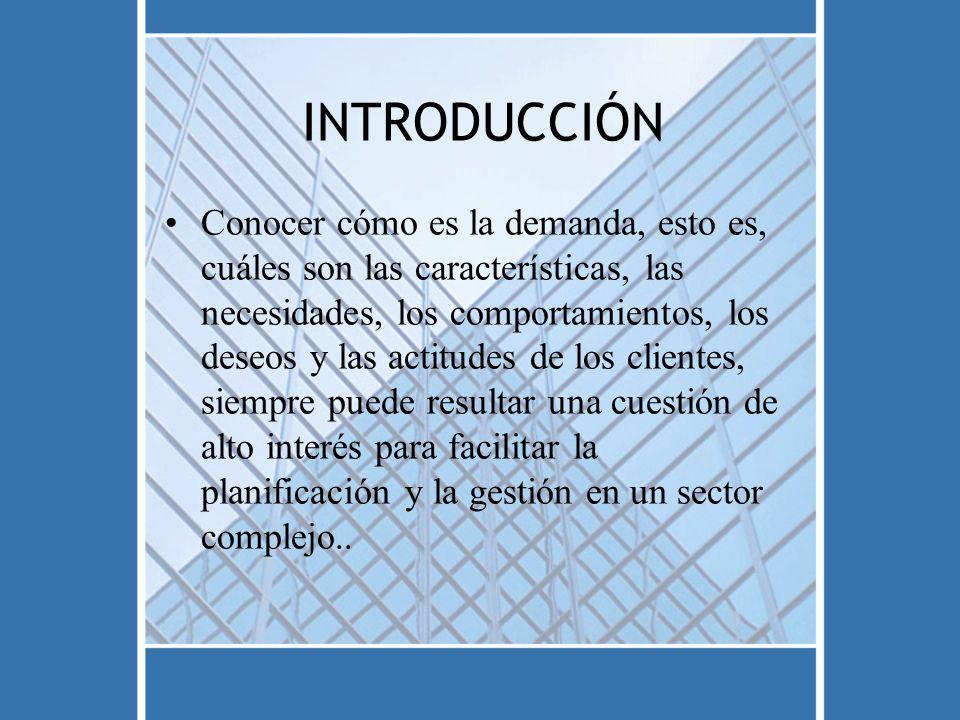 Análisis de la demanda El análisis de la demanda refiere a las decisiones efectuadas por los agentes de consumo con el fin de determinar que bienes y/o servicios adquirir y en que cantídad.