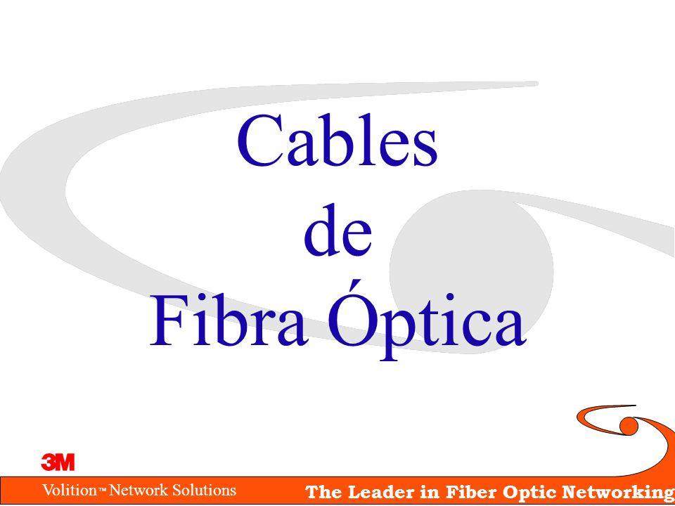 Volition Network Solutions The Leader in Fiber Optic Networking Cables de Fibra Óptica