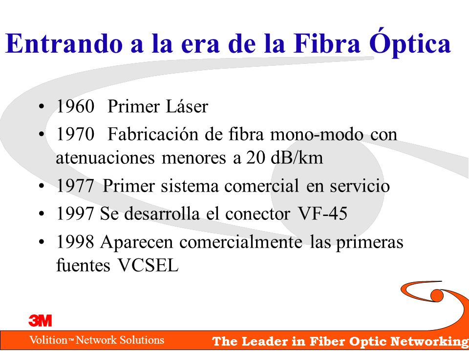 Volition Network Solutions The Leader in Fiber Optic Networking Fibrlok II