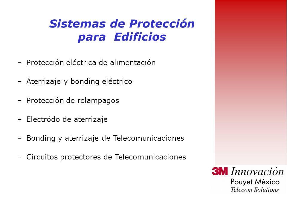 Sistemas de Protección Eléctrica La mayoría de las veces no es responsabilidad del instalador de telecomunicaciones. –Sin embargo, es importante tener