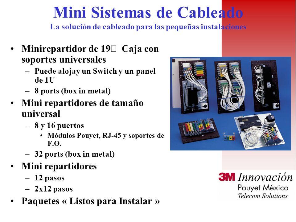 Shielded RJ45 « one-click » Categoría 6 (DIN 44312-5) Frente metálico y carcaza metáliza que cubre la entrada superior e inferior de la entrada del ca