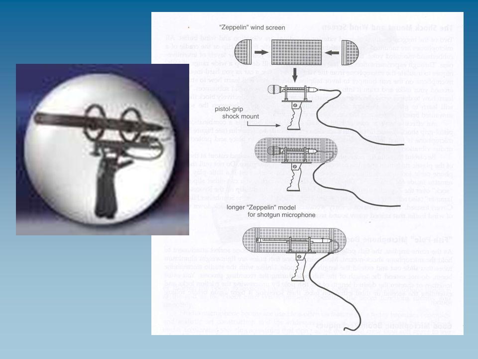Se trabaja principalmente con 2 métodos: registro único y registro doble Se utilizan 2 tipos de micrófonos.
