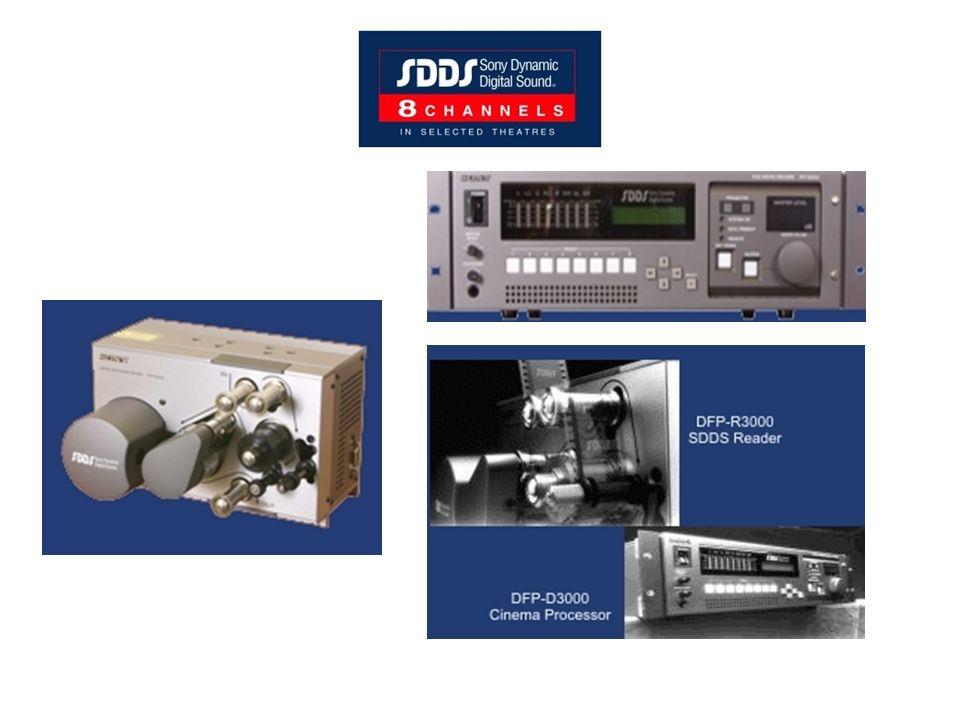 Sony es una de las empresas más grandes del mundo y, como no podía ser de otra manera, marcó la diferencia en audio para cines con la introducción del sistema SDDS en 1993 con la película El Último Gran Héroe.
