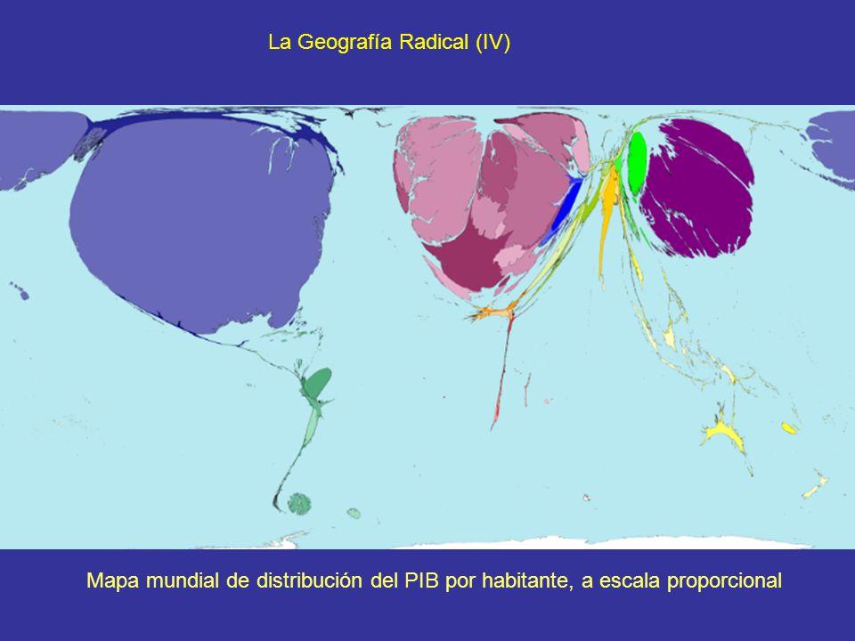 La Geografía Radical (IV) b) La fundación de la revista