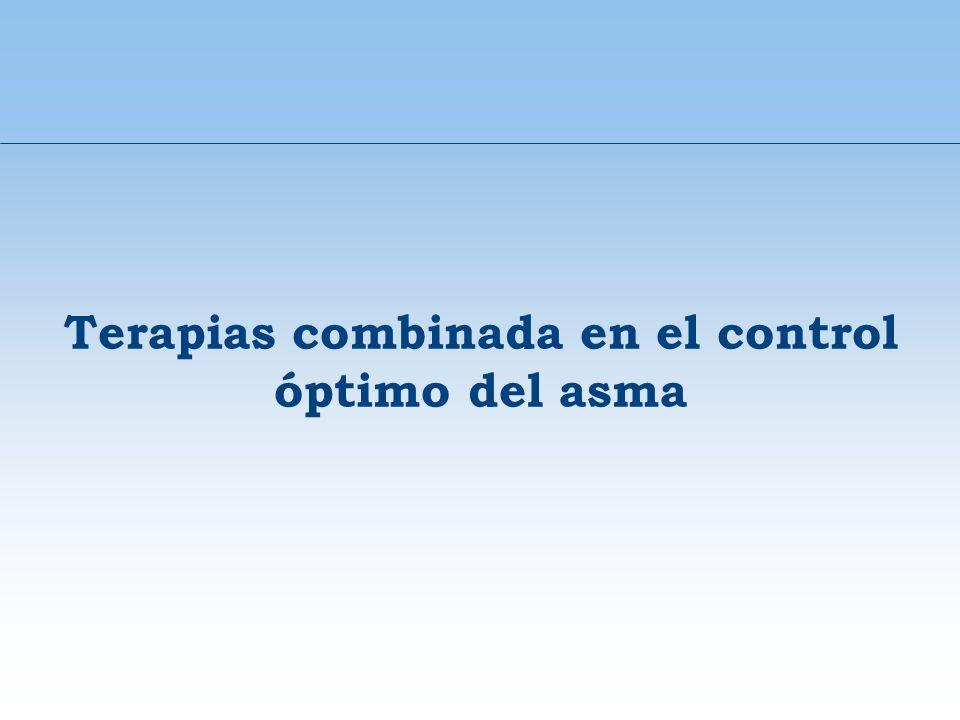 Terapias combinada en el control óptimo del asma