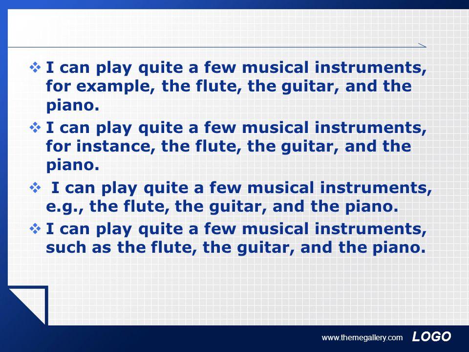 LOGO Homework Phrasal verbs Types Rules Examples www.themegallery.com