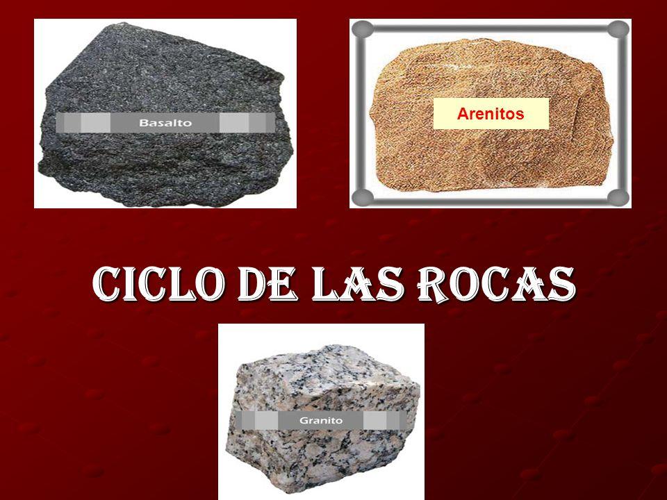 Ciclo de Las Rocas Arenitos