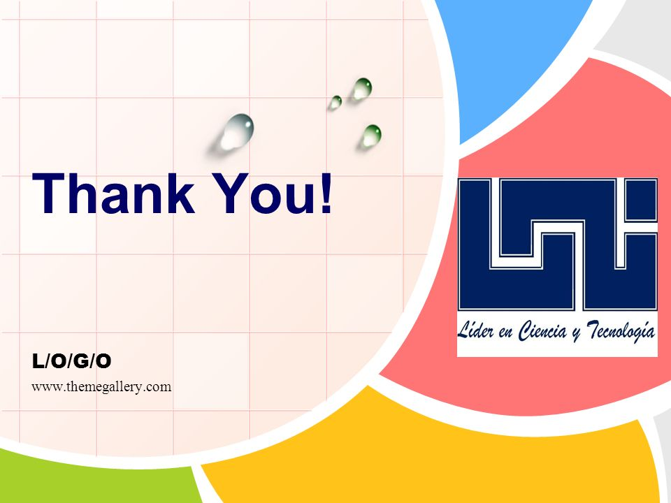 L/O/G/O Thank You! www.themegallery.com