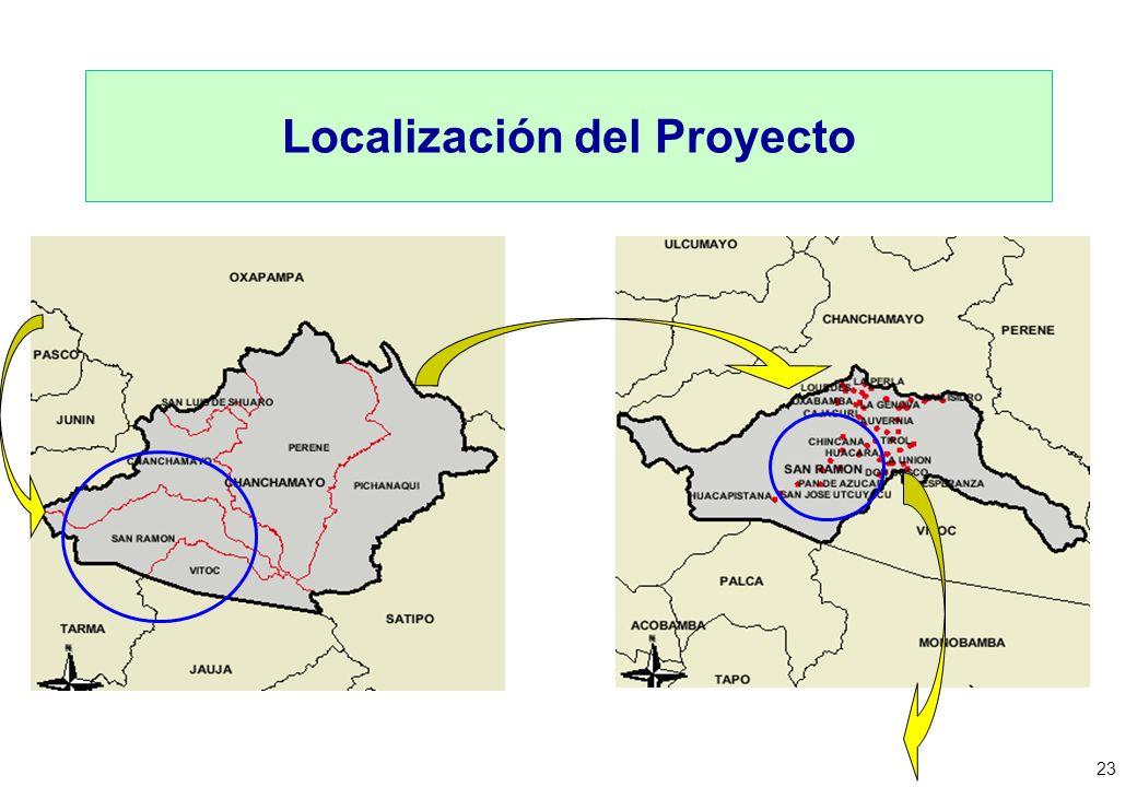 23 Localización del Proyecto