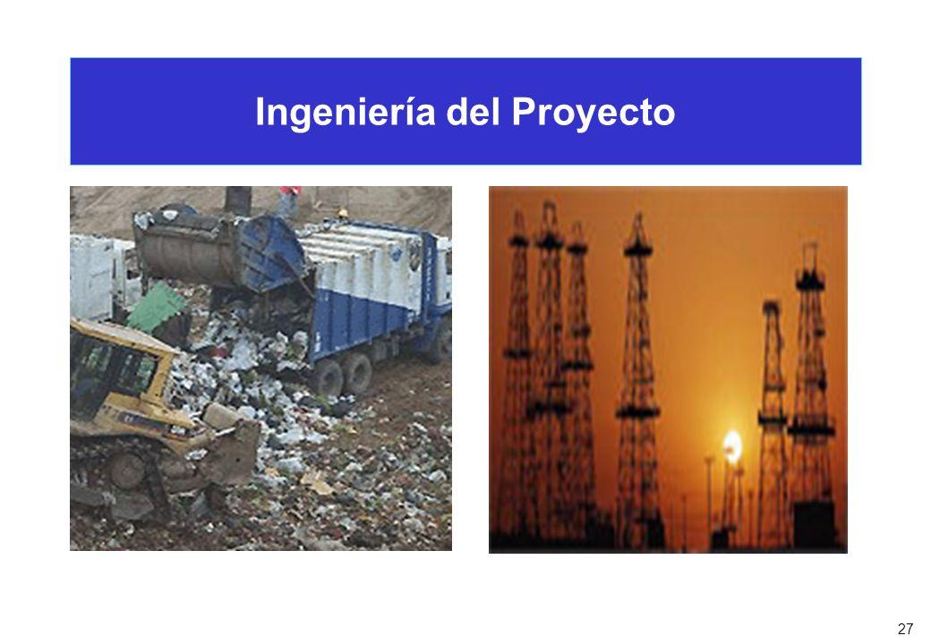 27 Ingeniería del Proyecto