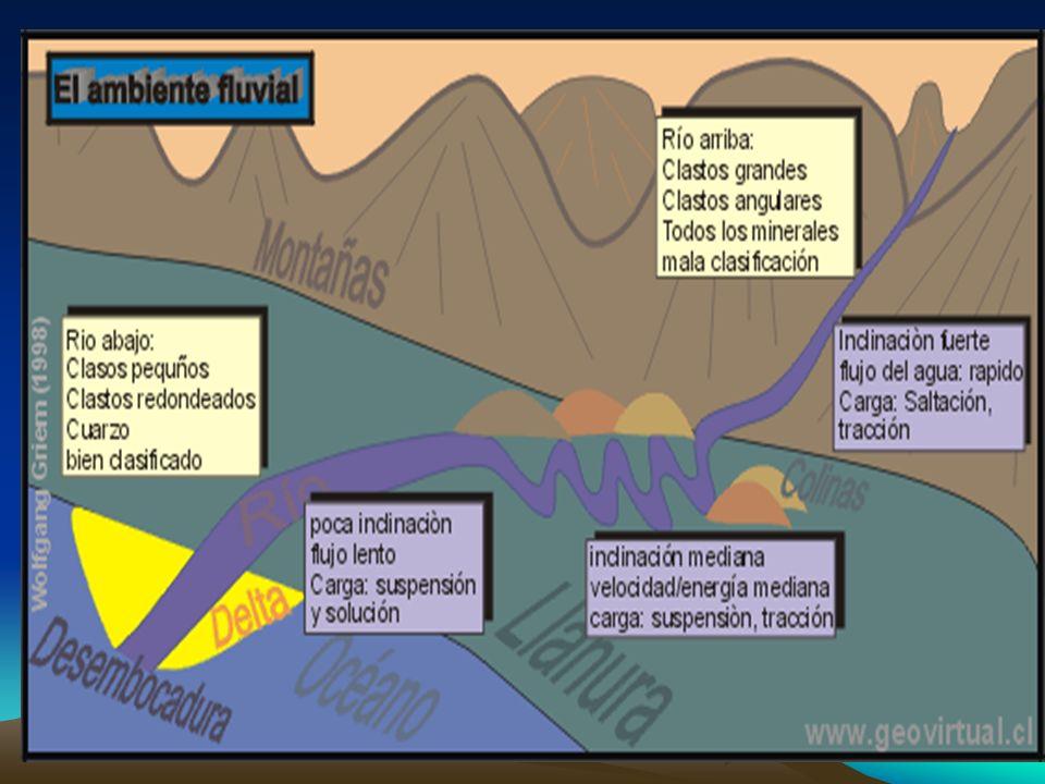 Sector Montañoso El las montañas altas normalmente hay una buena cantidad de precipitaciones además los taludes tienen ángulos mayores y la vegetación no es tan densa.