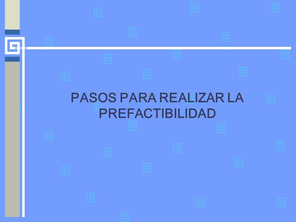 ACERCA DE LA FORMULACION La formulación del proyecto es responsabilidad de la Alcaldía. La participación del FISE en el co- financiamiento del proyect