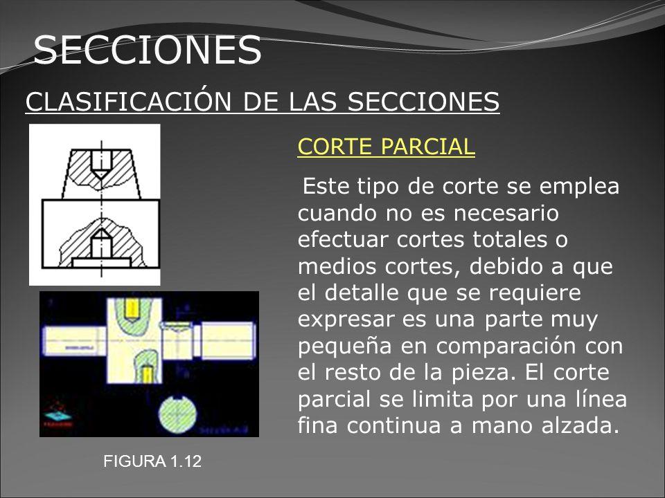SECCIONES Ejemplos