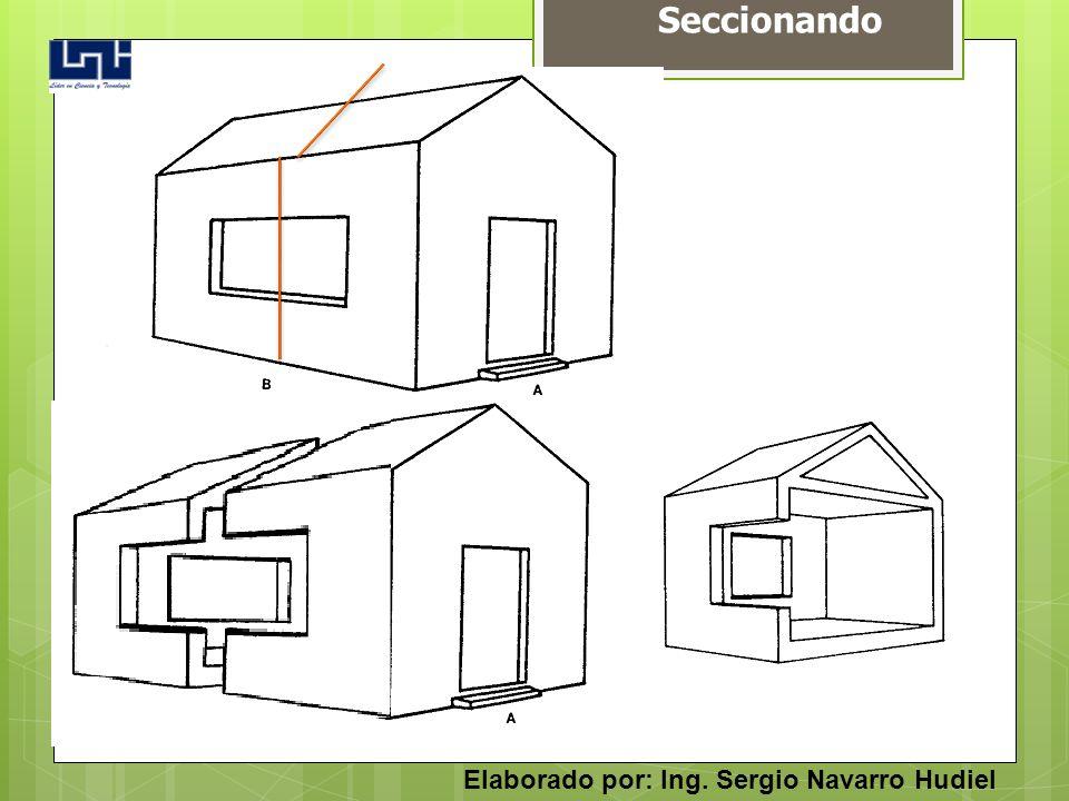 Seccionando Elaborado por: Ing. Sergio Navarro Hudiel