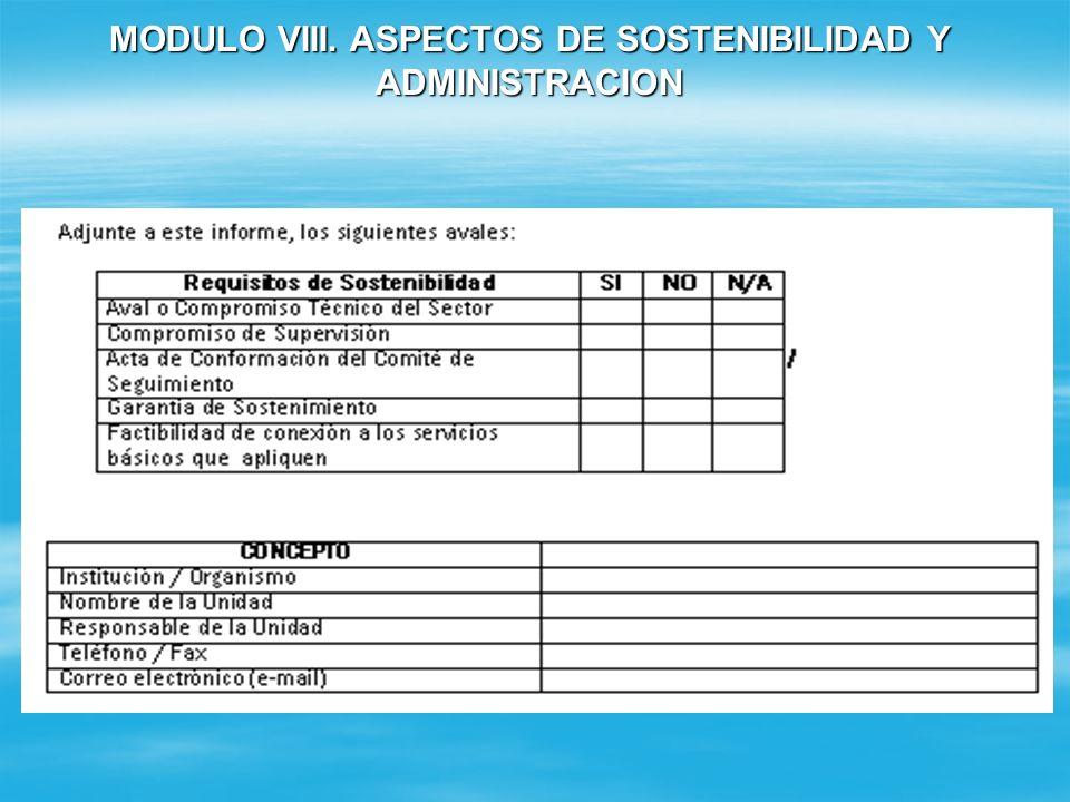SECCION 2: ASOCIATIVISMO MUNICIPAL SECCION 3: OTROS PARTICIPANTES MODULO VII. PARTICIPACION DE LOS ACTORES Esta sección está referida a los municipios