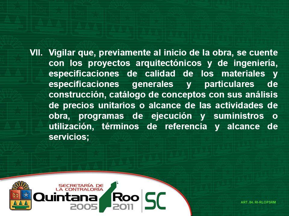 BITÁCORA.El uso de la bitácora es obligatorio en cada uno de los contratos de obras y servicios.
