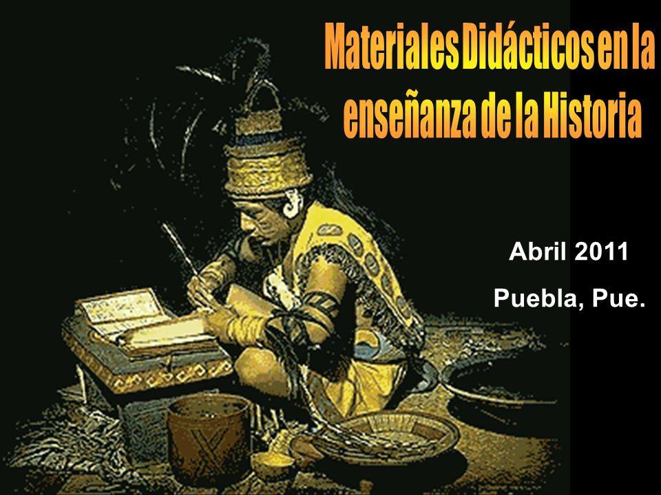 Los materiales didácticos deben estar integrados al contenido global del tema que se enseña