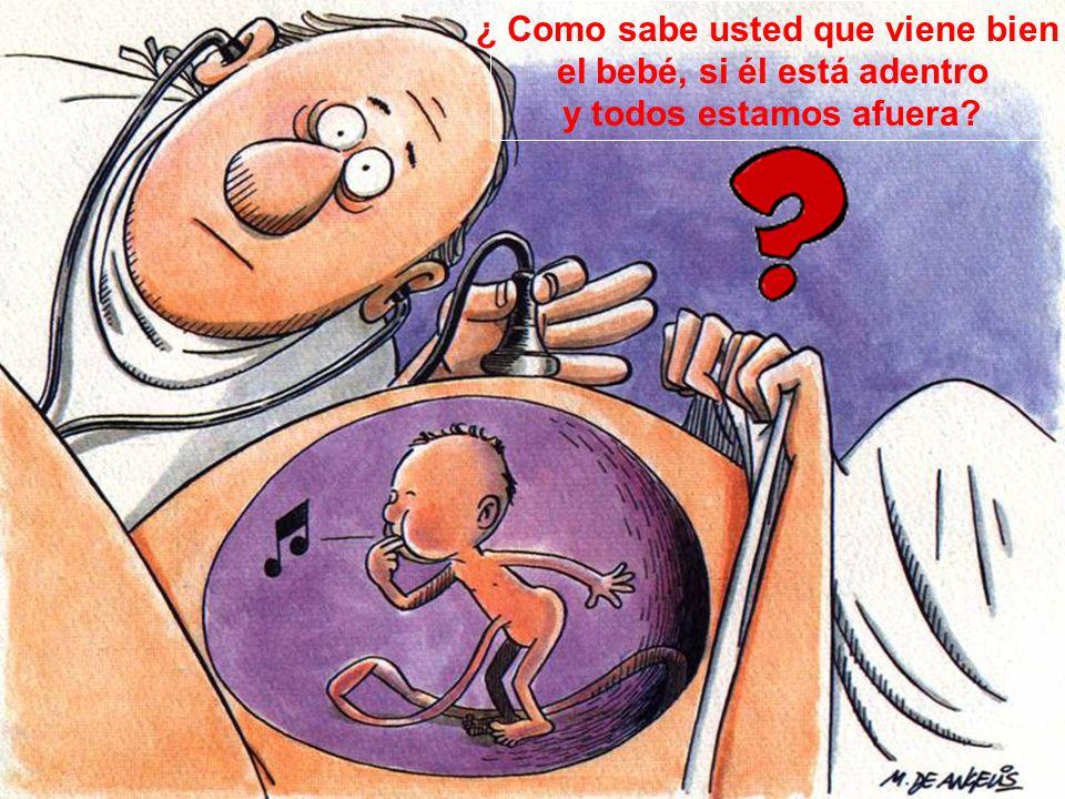 Monitoreo Fetal Electrónico PATRON NORMAL