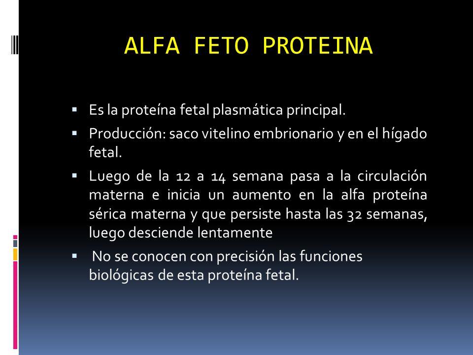 Perfil Biofísico Fetal Realizarse luego de las 28 semanas de embarazo, para que no influya la inmadurez extrema del SNC fetal.