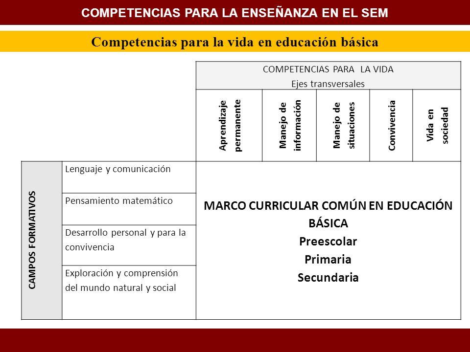FACULTAD DE FILOSOFÍA Y LETRAS, BUAP COLEGIO DE HISTORIA Competencias para la vida en educación básica COMPETENCIAS PARA LA VIDA Ejes transversales Ap