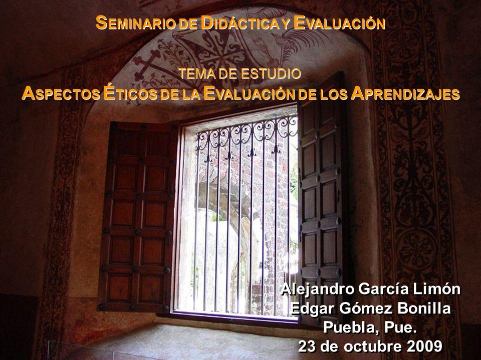 Alejandro García Limón Edgar Gómez Bonilla Puebla, Pue. 23 de octubre 2009 Alejandro García Limón Edgar Gómez Bonilla Puebla, Pue. 23 de octubre 2009
