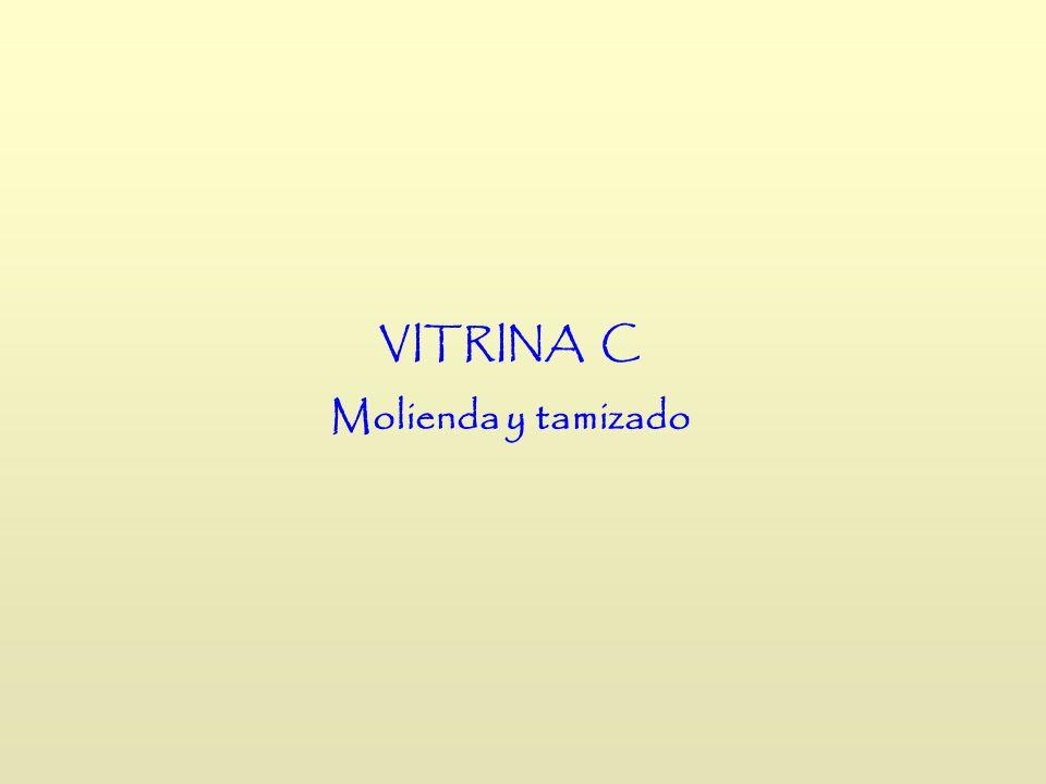 VITRINA Z Aplicaciones de los minerales (III)