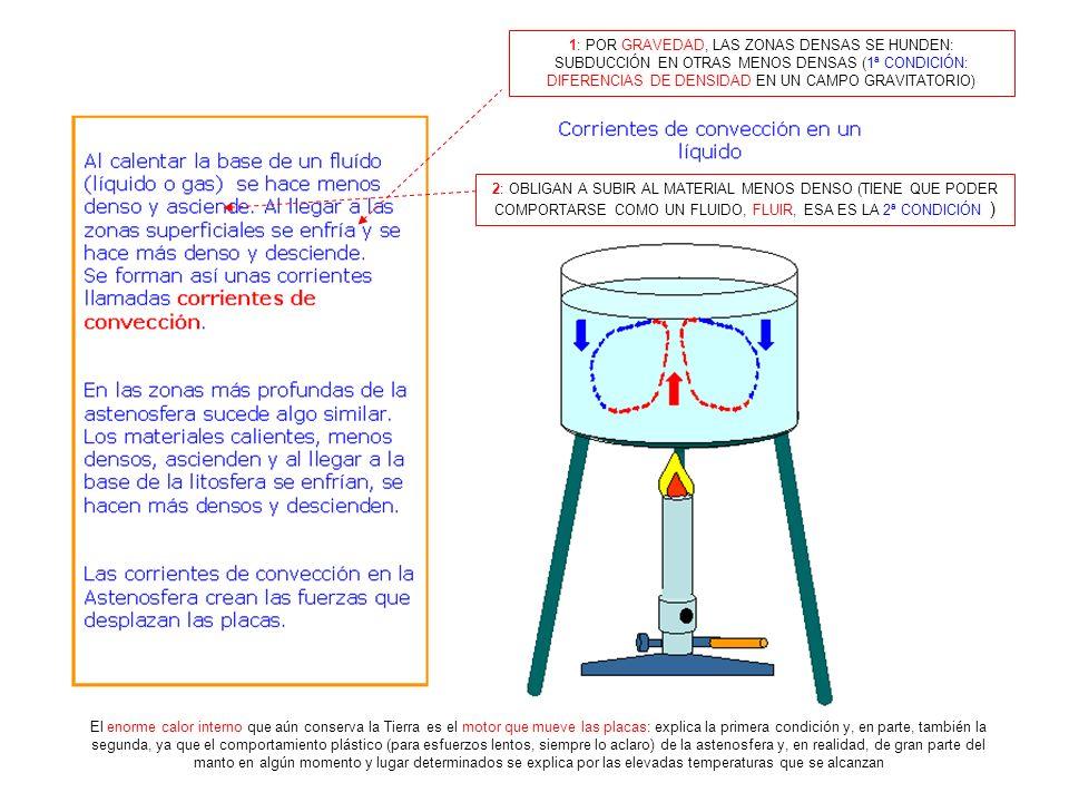 http://elprofedenaturales.wordpress.com/category/4%C2%BA-eso-geologia-interna/ 1: POR GRAVEDAD, LAS ZONAS DENSAS SE HUNDEN: SUBDUCCIÓN EN OTRAS MENOS