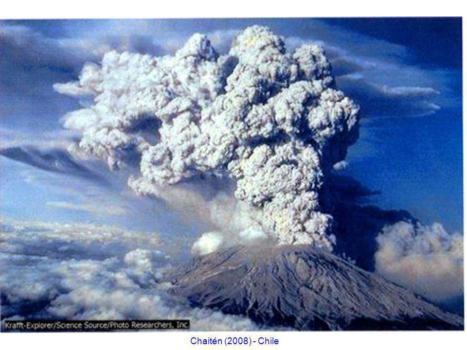 http://evajimena.wordpress.com/2008/05/08/cien-volcanes-podrian-entrar-en-erupcion/ Chaitén (2008) - Chile