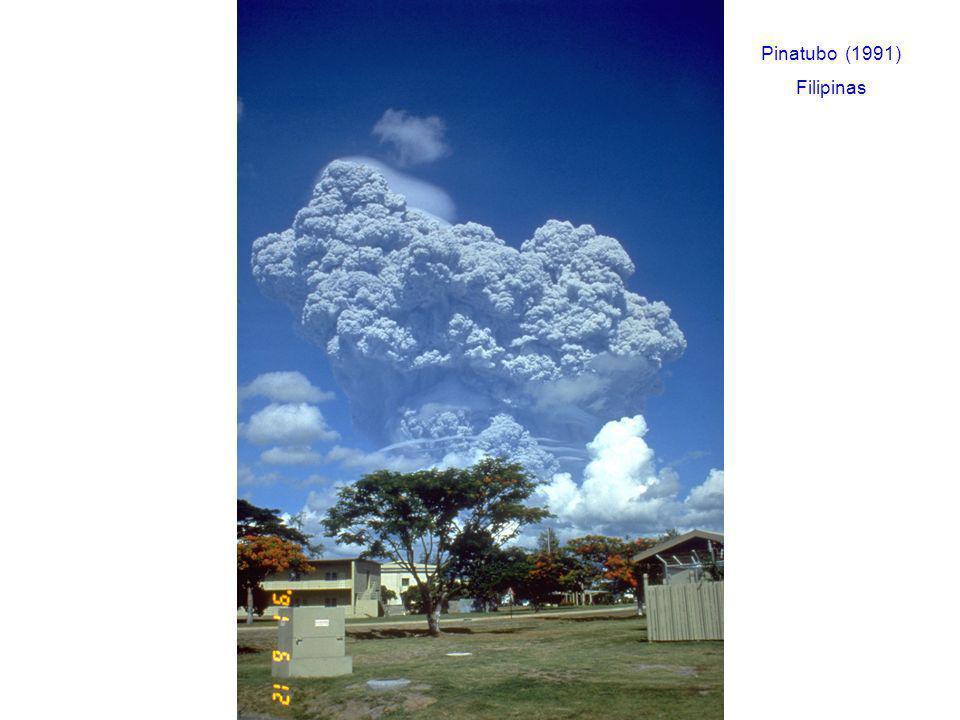 Pinatubo (1991) Filipinas