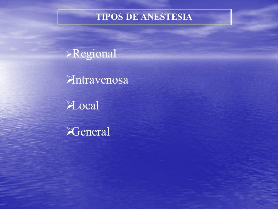 TIPOS DE CIRCUITOS DE ANESTESIA Sistema Abierto Sistema Cerrado