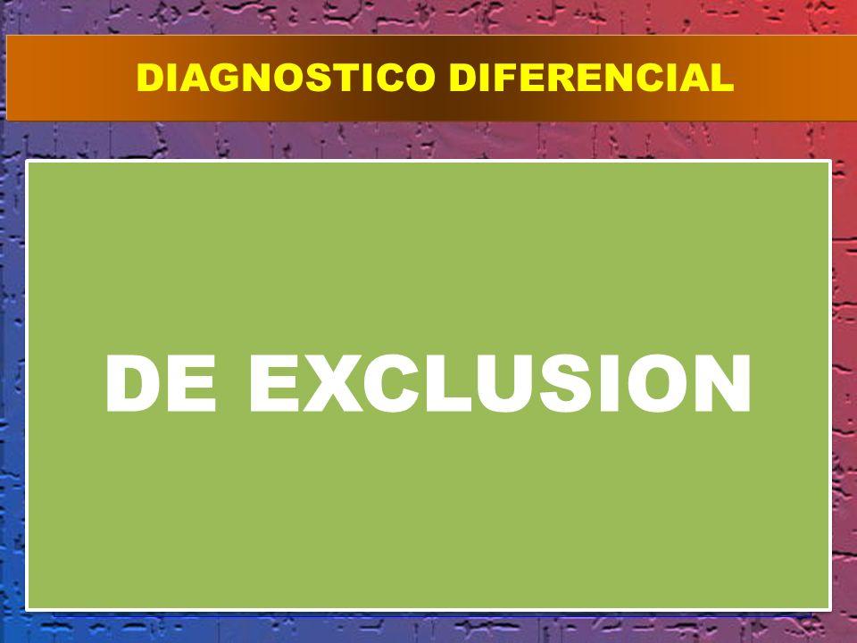 CONTUSION PULMONAR BRONCOASPIRACION EDEMA PULMONAR SDRA TROMBOEMBOLISMO PULMONAR TRALI DIAGNOSTICO DIFERENCIAL DE EXCLUSION