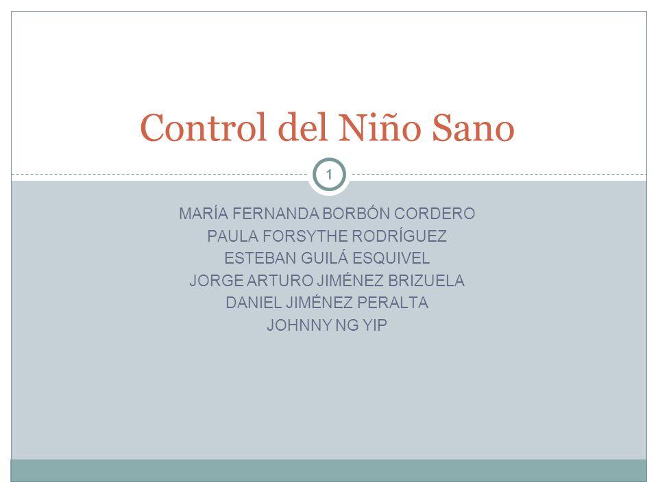 2 Consulta Niño Sano La niñez es una época de crecimiento y cambios rápidos.