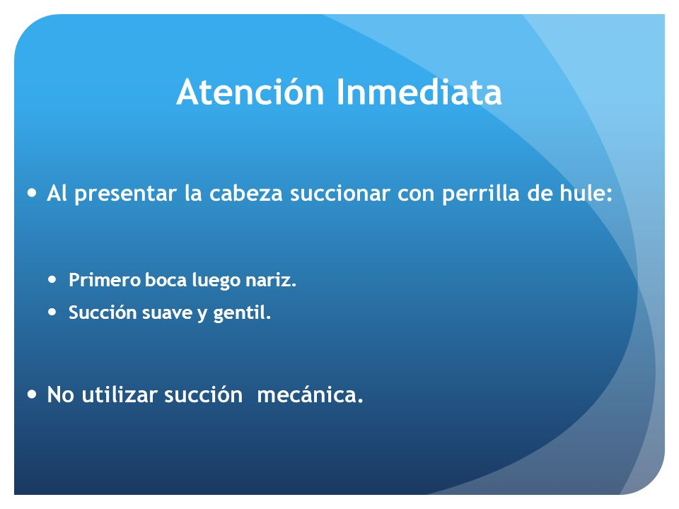 Atención Mediata Realizar profilaxis oftálmica.Administrar 1mg de vitamina K (Fitonadiona) I.M.