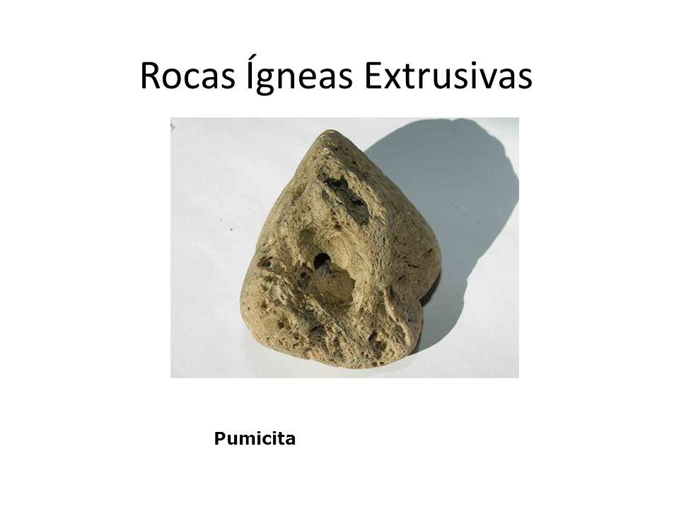 Pumicita Rocas Ígneas Extrusivas