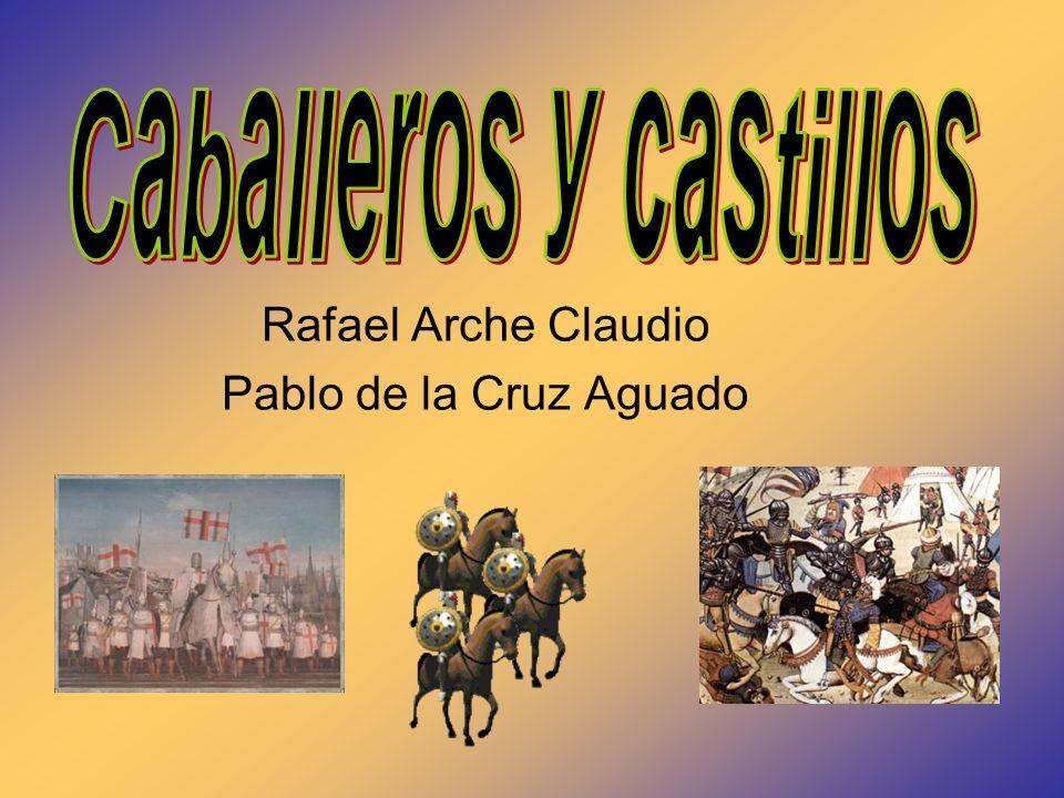 Rafael Arche Claudio Pablo de la Cruz Aguado