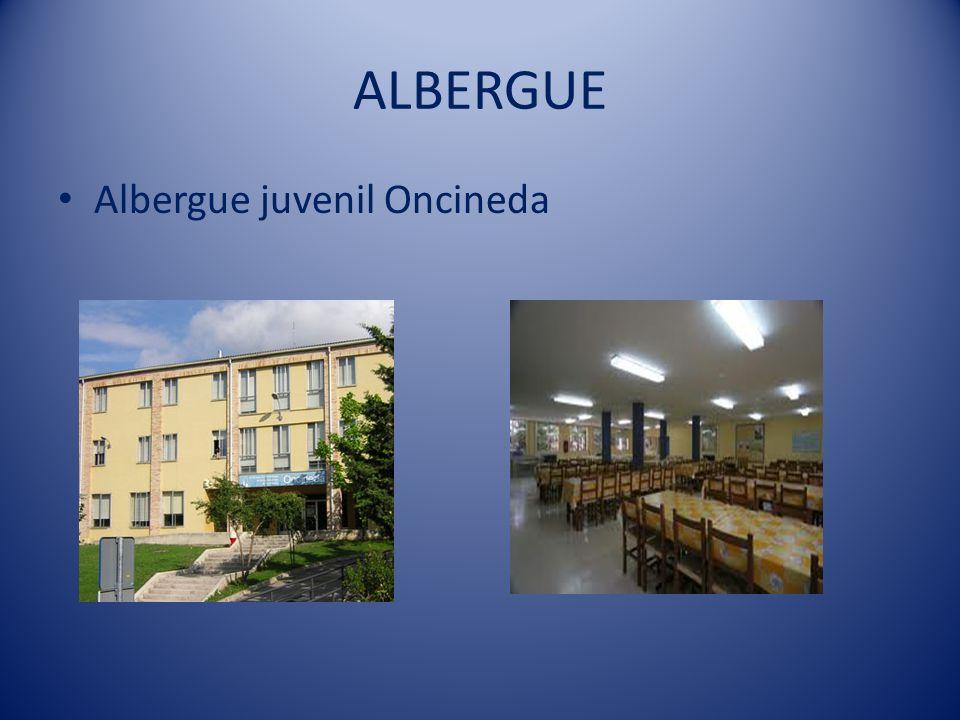 ALBERGUE Albergue juvenil Oncineda