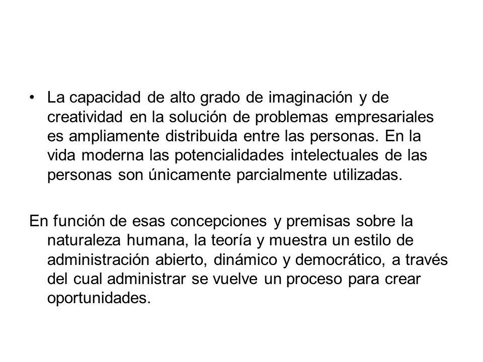 La administración según la teoría y se caracteriza por los siguientes aspectos.