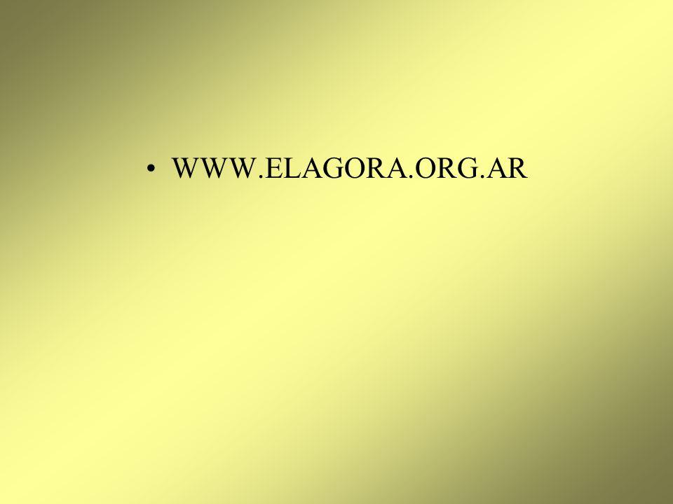 WWW.ELAGORA.ORG.AR
