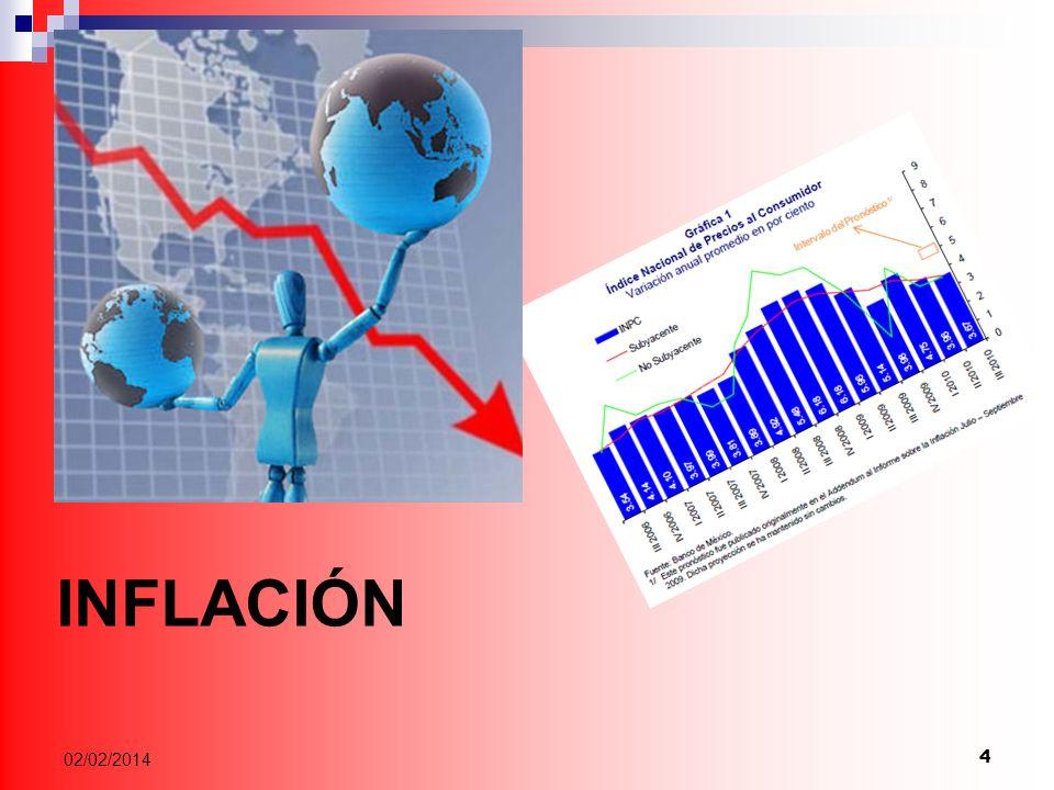 4 02/02/2014 INFLACIÓN