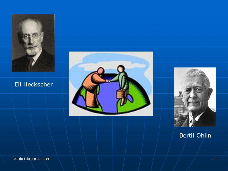 3 Eli Heckscher Bertil Ohlin