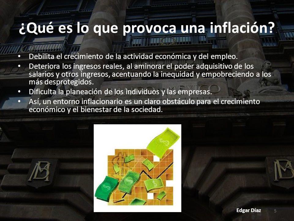 6 ¿Qué es el Banco de México.