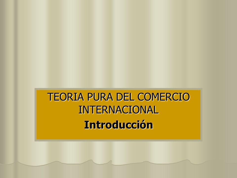 Economía Internacional Ciencia Económica que estudia las leyes que rigen las relaciones económicas que establecen personas residentes en diferentes países del mundo, para lograr satisfacer sus necesidades de recursos escasos