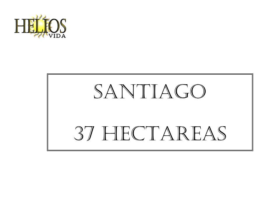 Santiago 37 HECTAREAS